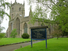 Leominster Priory Church. Please click for all our services and activities